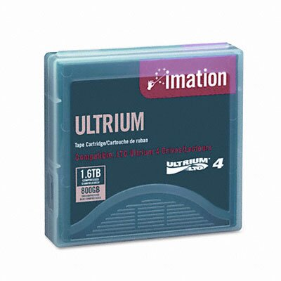Imation Ultrium LTO-4 Cartridge Compressed Capacity