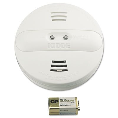 Kidde Fire and Safety Dual Sensor Smoke Alarm