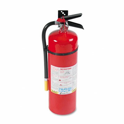 Kidde Fire and Safety Proline Pro 10 Mp Fire Extinguisher