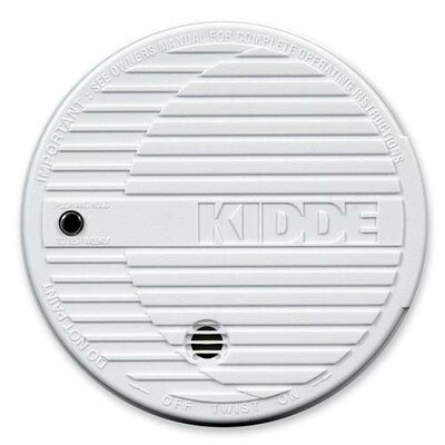 Kidde Fire and Safety Kidde Fire Smoke Alarm, White