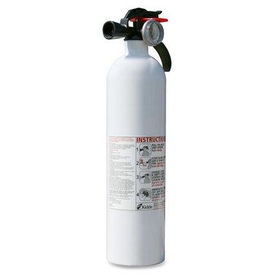 Kidde Fire and Safety Kitchen Fire Extinguisher