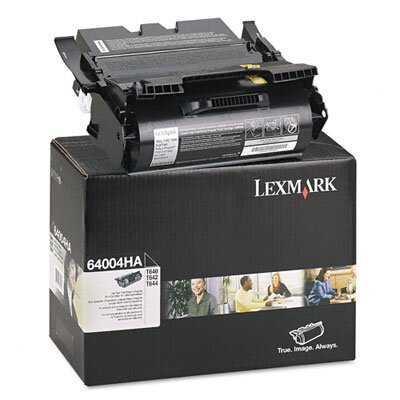 Lexmark International High-Yield Toner for Labels, 21000 Page-Yield
