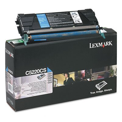 Lexmark International Toner Cartridge, 3000 Page-Yield
