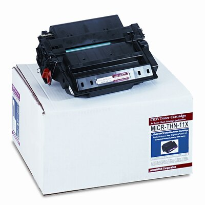 MicroMICR Corporation MICR Toner for LJ 2400, 2420, 2430; Troy 2420, 2430, Equivalent to HEW-Q6511X                                                