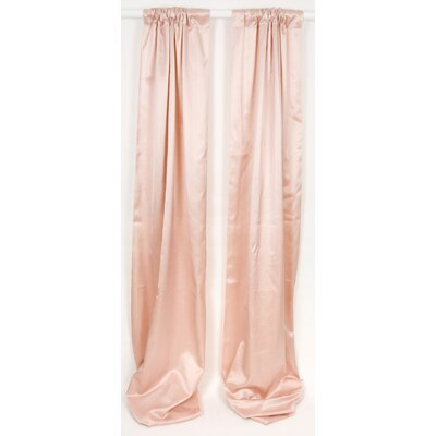 Glenna Jean Madison Rod Pocket Drape Panel Pair