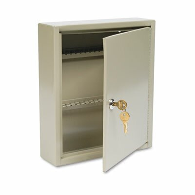 MMF Industries Steelmaster Uni-Tag Key Cabinet, 60-Key