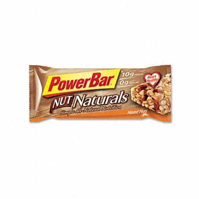 Nestle' USA Mixed Nuts Powerbar, 15 Bars/Box