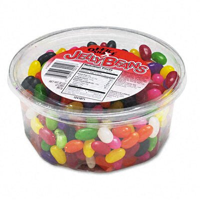 Office Snax Jelly Bean Candy Tub