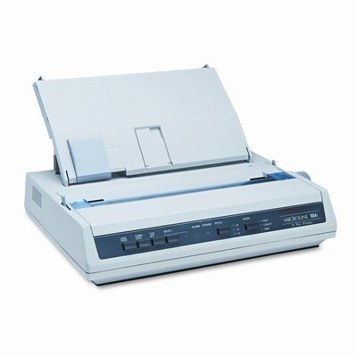 OKI Microline ML186 Dot Matrix Printer