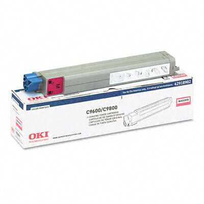 OKI Toner Cartridge (Type C7), 15000 Page-Yield