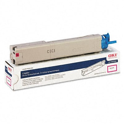 OKI High-Yield Toner, 2000 Page-Yield
