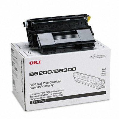 OKI Toner Cartridge, 10000 Page-Yield