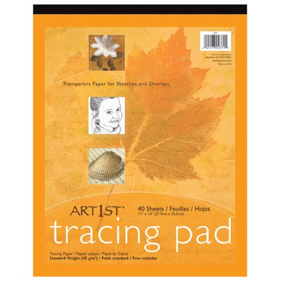 Pacon Corporation Art1st Tracing Pad 11x14