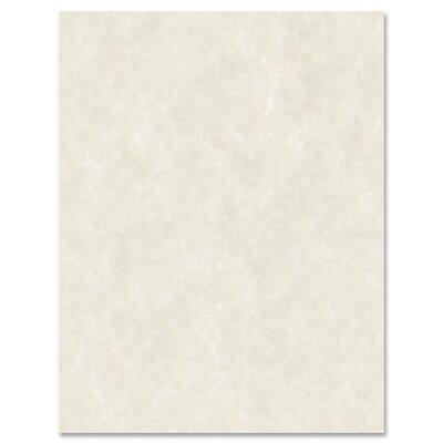 "Pacon Corporation Parchment Paper, 24lb., 8-1/2""x11"", 100 Sheets per Pack, Natural"