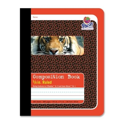 Pacon Corporation Primary Journal Composition Book