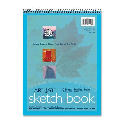 Pacon Corporation Sketch Book