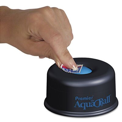 Premier/Martin Yale Aquaball Floating Ball Envelope Moistener