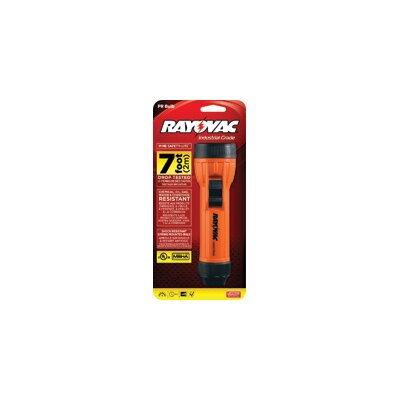 Rayovac® Industrial 2D Safety Flashlight (Orange)