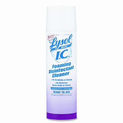 Lysol Brand I.C. Foaming Disinfectant Cleaner
