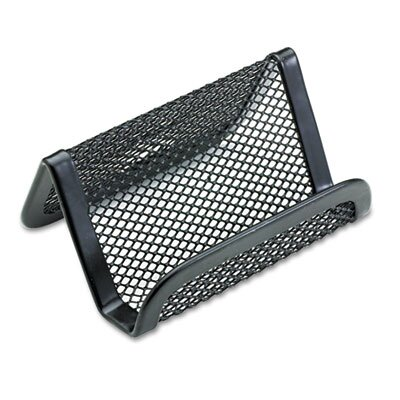 Rolodex Corporation Mesh Business Card Holder