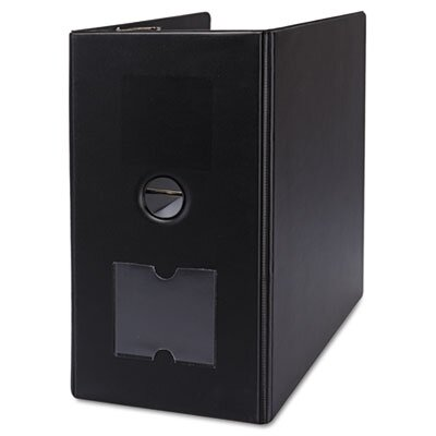 Antimicrobial Locking D-Ring Binder, 8-1/2 x 11, 6