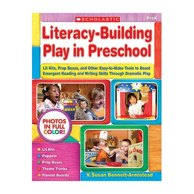Scholastic Literacy Building Play In Preschool