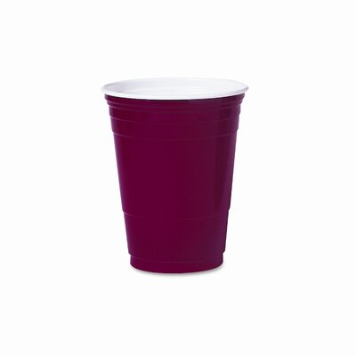 Solo Cups Company Party Cold Cups,20 Bags of 50/Carton
