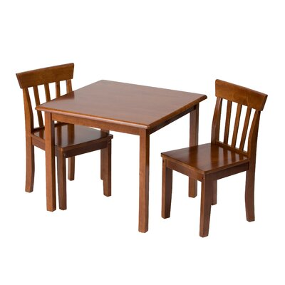 Gift Mark Children's 3 Piece Table and Chair Set