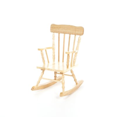 Gift Mark Child's Rocking Chair