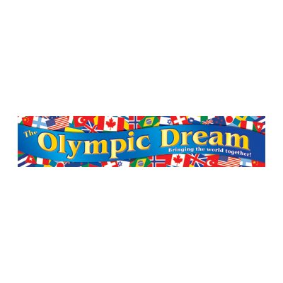 Teacher Created Resources Olympic Dream Banner
