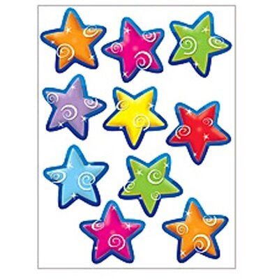 Teacher Created Resources Accents Stars
