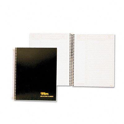 Tops Business Forms Journal Entry Notetaking Planner Pad, Ruled, 6-3/4 x 8-1/2, White