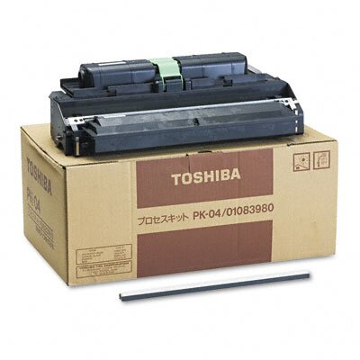 Toshiba PK04 Toner/Developer/Drum, Black