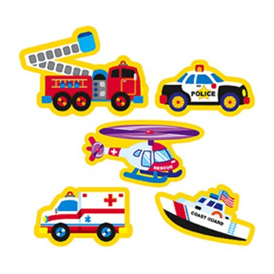 Trend Enterprises Supershapes Rescue 184-208/pk