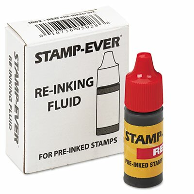 U.S. Stamp & Sign Refill Ink For Clik! and Universal Stamps