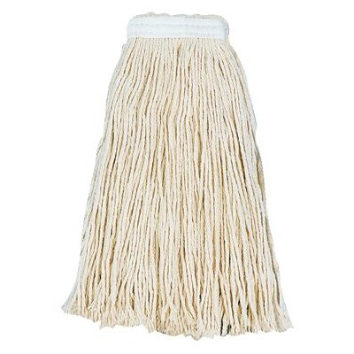 Unisan Unisan - Cut-End Wet Mop Heads C-#20 Cttn Mop Head: 871-2020C - c-#20 cttn mop head
