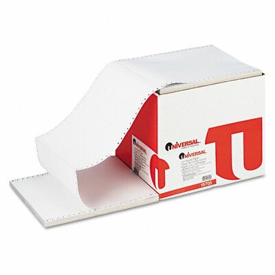 Universal® 4-Part Carbonless Paper, 900 Sheets