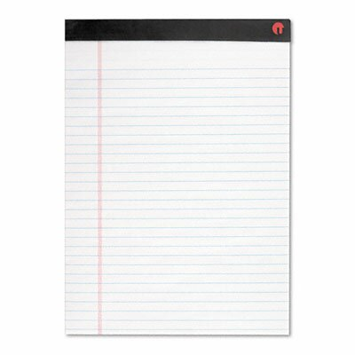 Universal® Perforated Edge Ruled Writing Pads