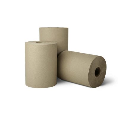Wausau Papers Hard-wound Roll Towel in Natural