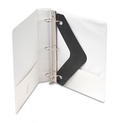 Wilson Jones D-Ring Vinyl View Binder, 1-1/2in Capacity