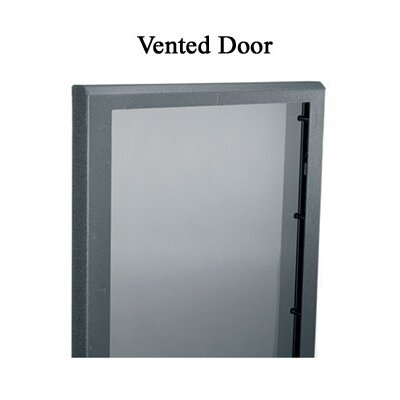 Middle Atlantic ERK Series Vented Plexiglass Front Door