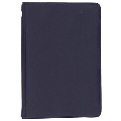 "Mead 3"" x 5"" Vinyl Loose-Leaf Memo Book"