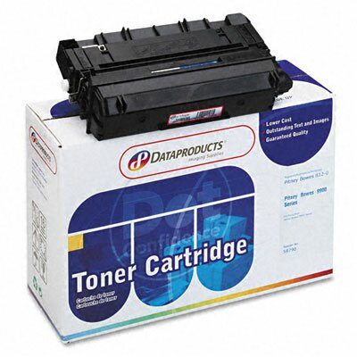 Dataproducts 59790 (8157) Remanufactured Toner Cartridge, Black