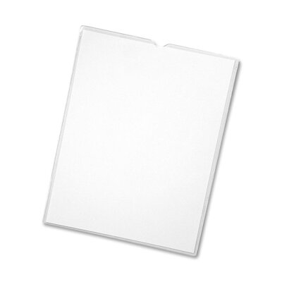 "Anglers Company Ltd. Envelopes, Vinyl, .008, 2-1/4""x3-1/2"", 10 per Pack, Clear"