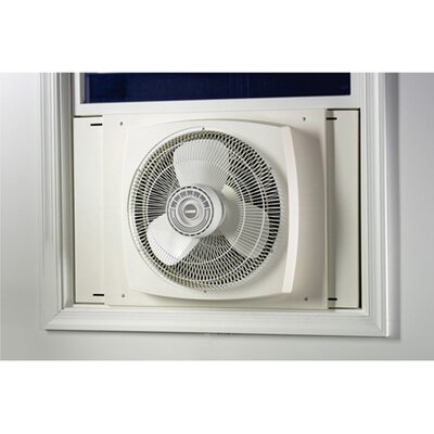 "Lasko 16"" 3 Speed Window Fan"