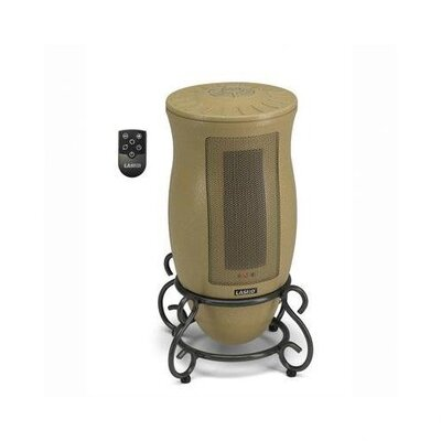 "Lasko 17"" RC Ceramic Tower Heater"
