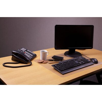 Floortex Desktex Anti-Slip Desk Mat (Set of 2)