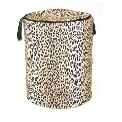 The Original Bongo Bag Cheetah Pattern Pop Up Hamper