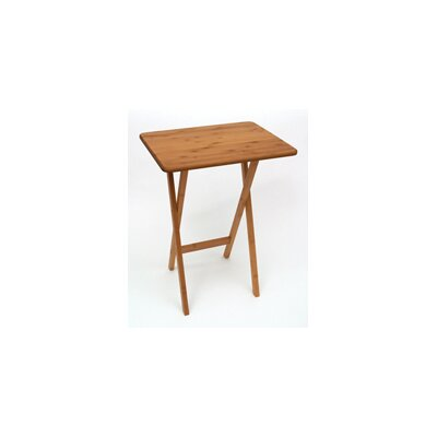 Lipper International Bamboo Kids Side Table