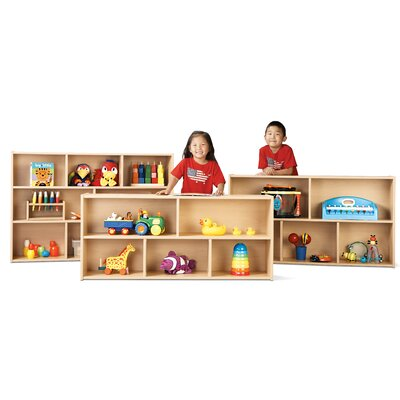 Young Time Three Shelf Storage Unit